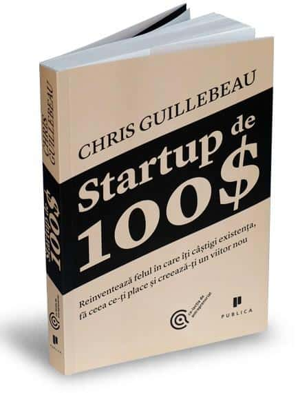 """Start-up de 100 de dolari"" – o serie de platitudini despre marketing"